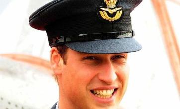 Pilot at William's base changes sex