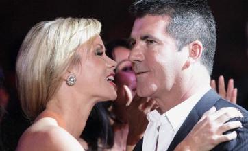 Talent judges 'wind up' ill Cowell