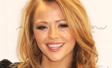 Kimberley Walsh fronts jeans quest
