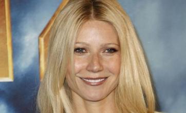 Chris coached Gwyneth for movie