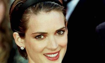 Winona Ryder in Cheaters movie