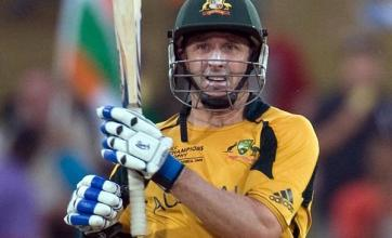 Clarke is awe of 'freakish' Hussey