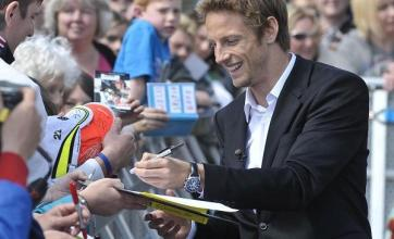 Button not resting on laurels