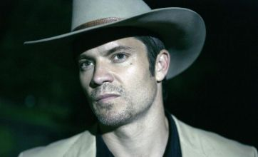 Justified sees Timothy Olyphant on top form as relegated Raylan Givens