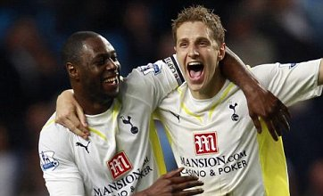 Harry Redknapp hails Spurs heroes Ledley King and Michael Dawson