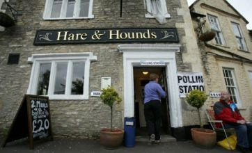 General Election 2010: Top 10 weird polling stations