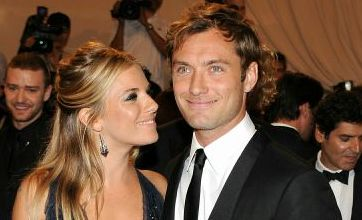 Jude Law to marry Sienna Miller?