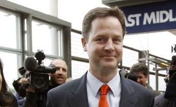 Nick Clegg: I will talk to Tories first