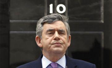Gordon Brown to resign as Labour leader