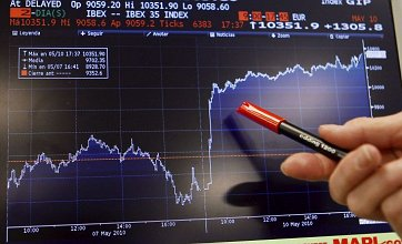 Bank shares soar as EU intervenes