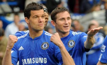 Chelsea's Michael Ballack desperate to win at Wembley