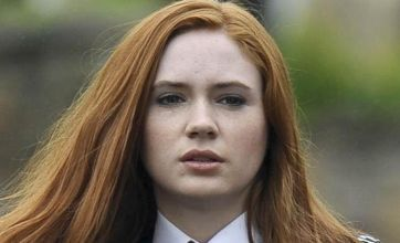 Doctor Who star Karen Gillan admits it was her choice to 'sex up' Amy Pond