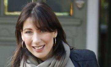 Samantha Cameron quits her job