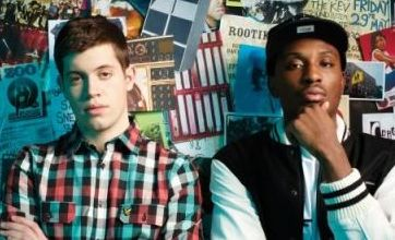 Singles of the Week include Boyzone and Chiddy Bang