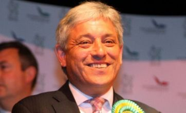 John Bercow could lose his role as Commons speaker
