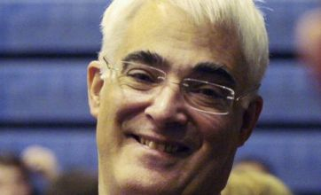 Alistair Darling: 'I am ready to take a back seat with Gordon Brown'