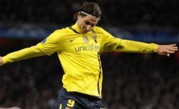 Barcelona president: Zlatan Ibrahimovic is here to stay