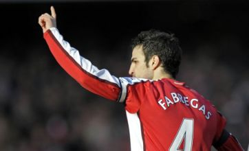 Cesc Fabregas to stay at Arsenal: Peter Hill-Wood hits out at Barcelona