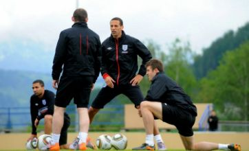 World Cup 2010: Dreaming in past for Rio Ferdinand