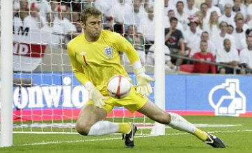 Rob Green: I don't feel like England's No1 in World Cup squad