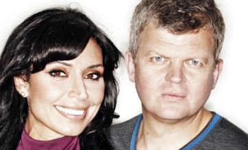 Adrian Chiles: Christine Bleakley may join me on the GMTV sofa