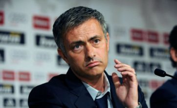 Jose Mourinho reveals plans to be a Real Madrid success