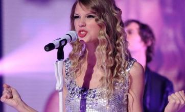 Taylor donates to flood relief
