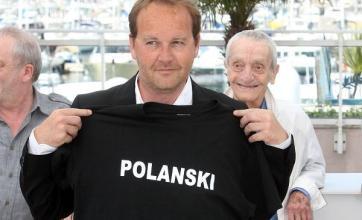 Director backs Polanski at Cannes