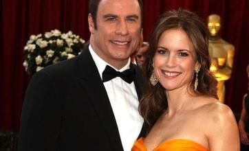 Travolta and Preston expecting baby