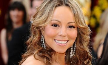 Mariah Carey battles backstage fire