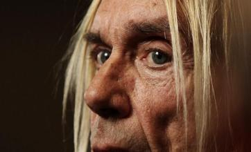 Iggy Pop tops 'worst face' poll