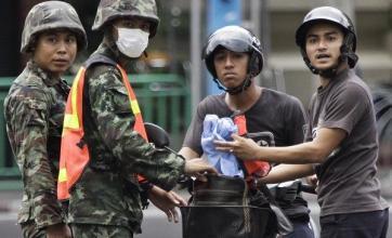 Thai officials unveil curfew plans