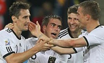World Cup 2010: Tim Cahill sees red as Germany hammer Australia