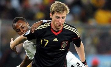 Mesut Ozil strikes to set up England v Germany clash