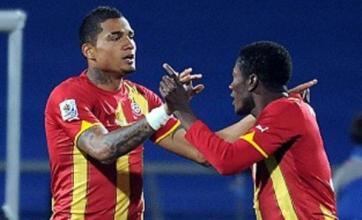 Ghana's Asamoah Gyan strikes to knock USA out