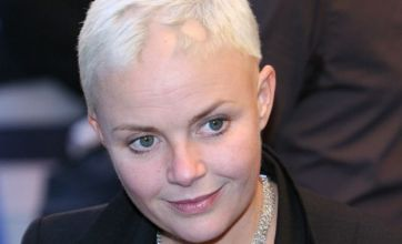 Gail Porter shows new hair recovery as alopecia appears to recede