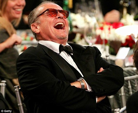 Jack Nicholson retirement rumours '100% false'