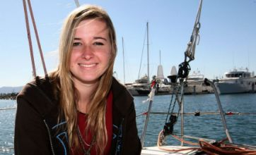 16-year-old solo sailor Abby Sunderland found alive