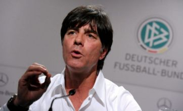 Joachim Low warns German squad of peaking too early