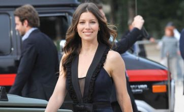 The A-Team's Jessica Biel in a jumpsuit: Dare to wear