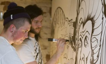 Secret Wars turns live art into a sport