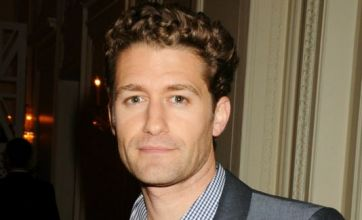 Glee's Matthew Morrison not a hit with Princess Beatrice