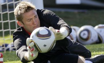 World Cup axe hovers over Robert Green and Emile Heskey