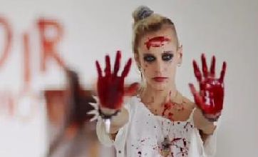 The Horrors and Alice Dellal feature in blood-soaked anti-whaling video