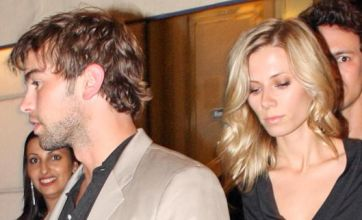Rob Green's ex girlfriend Elizabeth Minett spotted with Chace Crawford