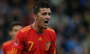 Spain's David Villa to wait for Fifa report