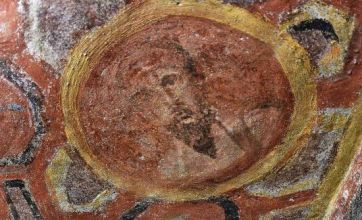 Earliest images of apostles uncovered