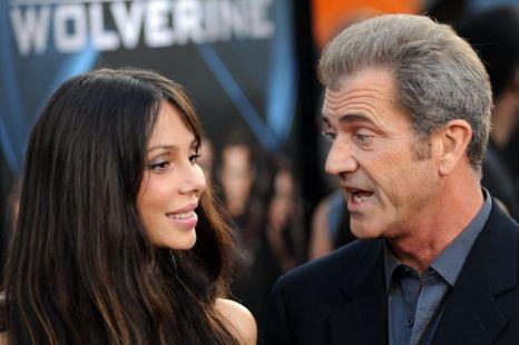 Mel Gibson has filed a restraining order against ex girlfriend Oksana Grigorieva