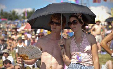Glastonbury Festival 2010: World Cup fever rises as fans prepare for England v Germany