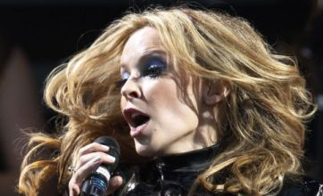 Kylie Minogue and Justin Bieber: Singles of the week